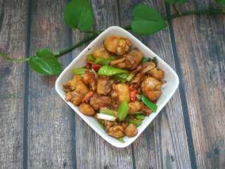 麻辣干鍋雞