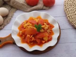 经典西红柿炒鸡蛋