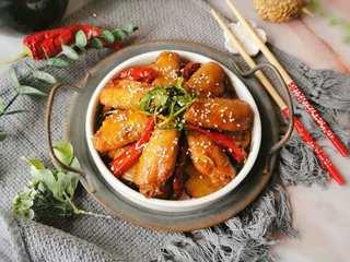麻辣干锅鸡