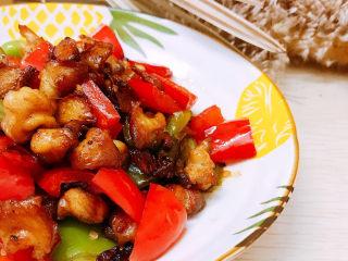 辣椒炒鸡软骨