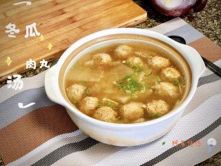 冬瓜肉丸汤➕记忆里的那碗汤
