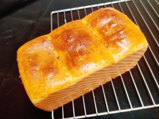 超级柔软的北海道土司(中种法)