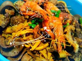 麻辣干锅虾—升级版