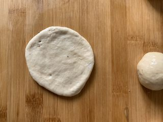 红豆饼,拍拍