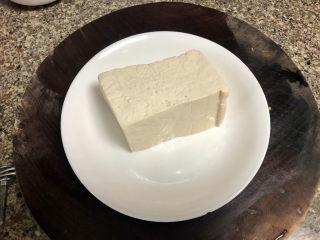 韭菜炒豆腐➕千里莺啼绿映红,加入一茶匙太太乐鸡汁