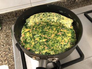 菠菜蛋卷➕绿柳才黄半未匀,重复上述的动作