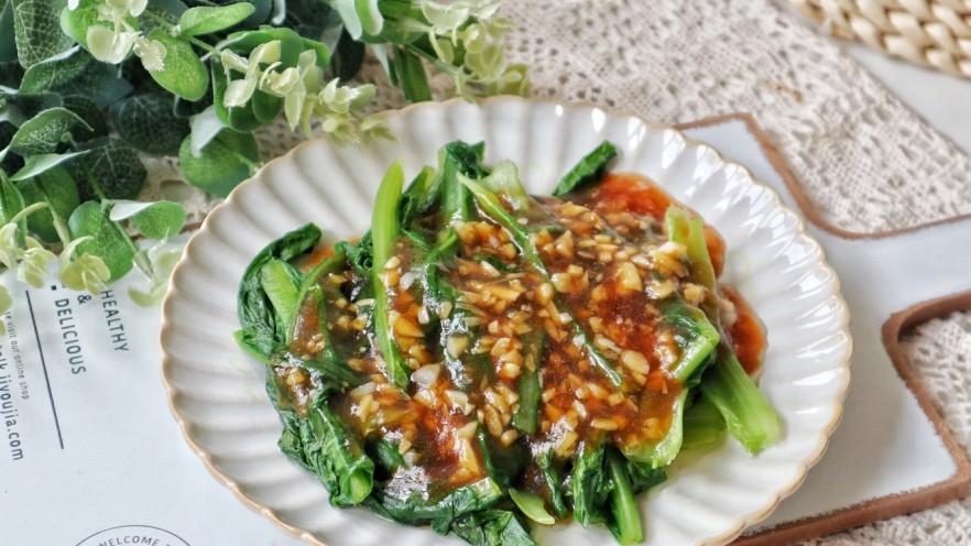 蚝油油麦菜