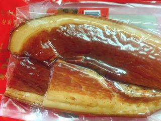 春笋炒腊肉,准备好腊肉