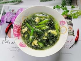 芦笋紫菜汤