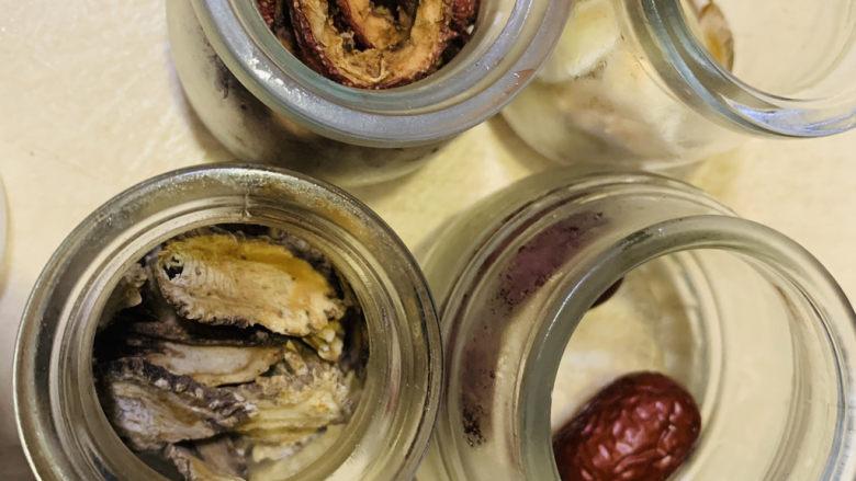 砂锅炖羊肉,准备辅料;