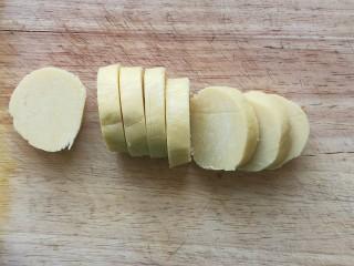 菠蘿面包,冷凍過的酥皮平均分8分