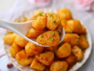 紅燒土豆,喜歡的一定要試試。