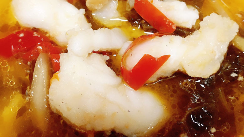 泡菜龙利鱼