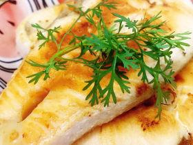 煎三文鱼排