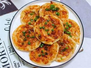 脆皮酱香饼