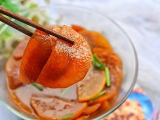 紅燒蘿卜,喜歡的一定要試試。