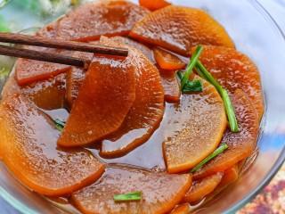 紅燒蘿卜,超級好吃。