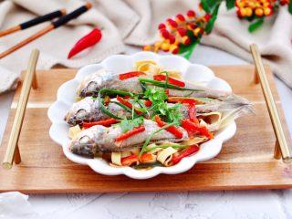 豆皮黄花鱼