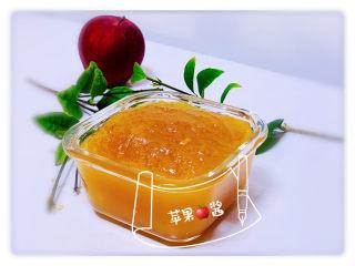 自制🍎苹果酱