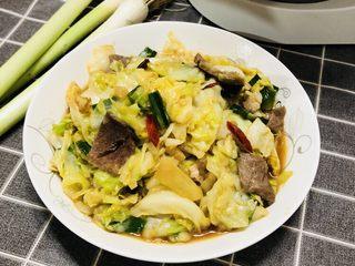 爆炒卷心菜