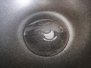 韭黃炒香干,起油鍋