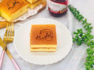 草莓夹心蛋糕片