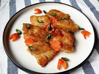 糖醋龍利魚