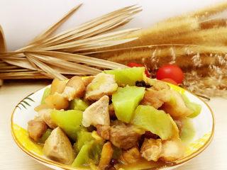 萵筍燜豬肉