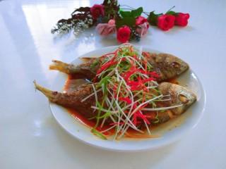 醬燜黃花魚,成品圖