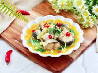 酸湯龍利魚