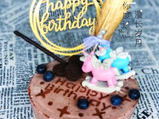 淺湘食光&可可草莓慕斯蛋糕