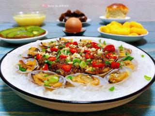 花蛤粉絲,普通的食材用心去做就會有意想不到的收獲噢