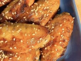 奧爾良烤翅