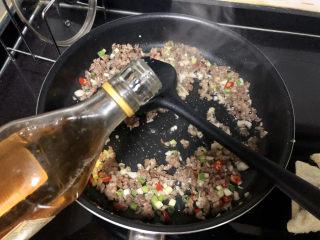 橄欖菜炒四季豆?青草池塘處處蛙,浸半湯匙料酒翻炒去腥