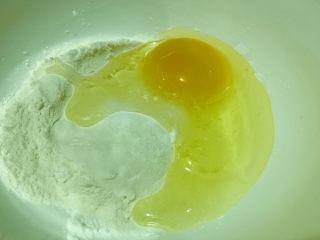 炸香椿魚,加雞蛋;