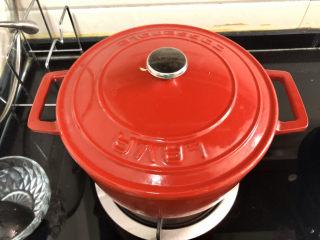 小米海參粥?稻花麥浪入畫來,轉小火,煮30分鐘