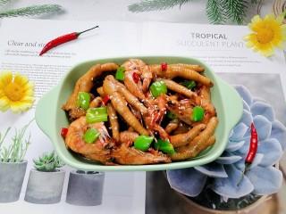 明蝦雞爪煲