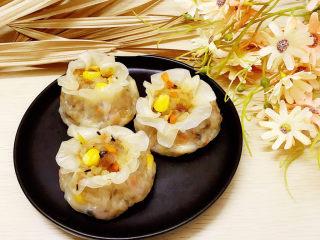 春筍豬肉糯米燒賣