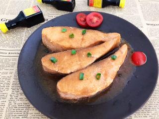 紅燒三文魚