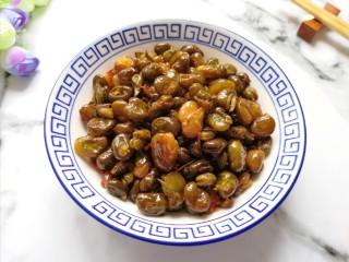 油炸蚕豆,随时都可以吃。
