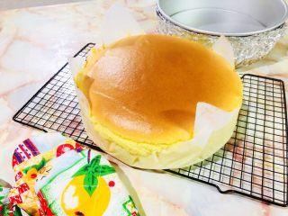 十寸古早蛋糕