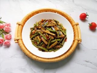 豇豆燒茄子