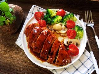 照烧鸡胸肉