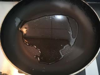西兰花炒牛肉,热锅起油
