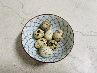香菇鹌鹑蛋,鹌鹑蛋