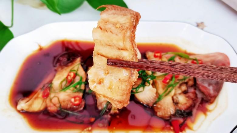 清蒸龙利鱼,鱼肉很鲜美哦