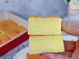棉花蛋糕&不开裂不回缩方子,口感细腻。