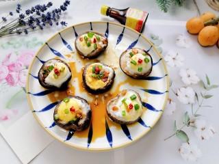 香菇鵪鶉蛋