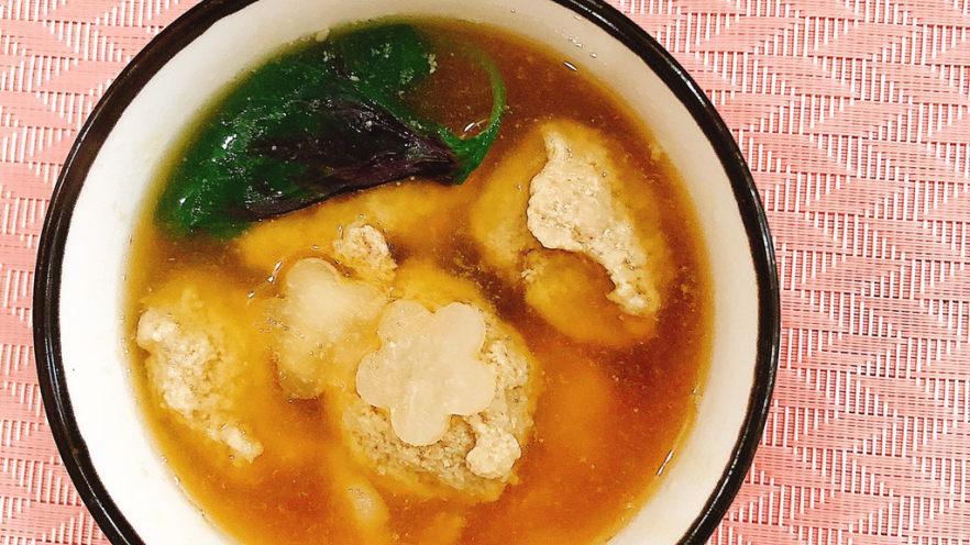 汉菜牛肉丸子汤