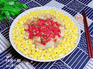 清蒸龙利鱼,一盘营养满满的清蒸鱼煲就做好了。